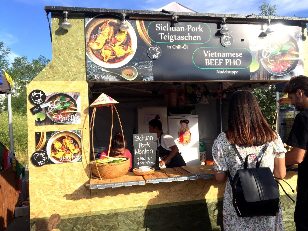 Mel B. @ Street Food Festival