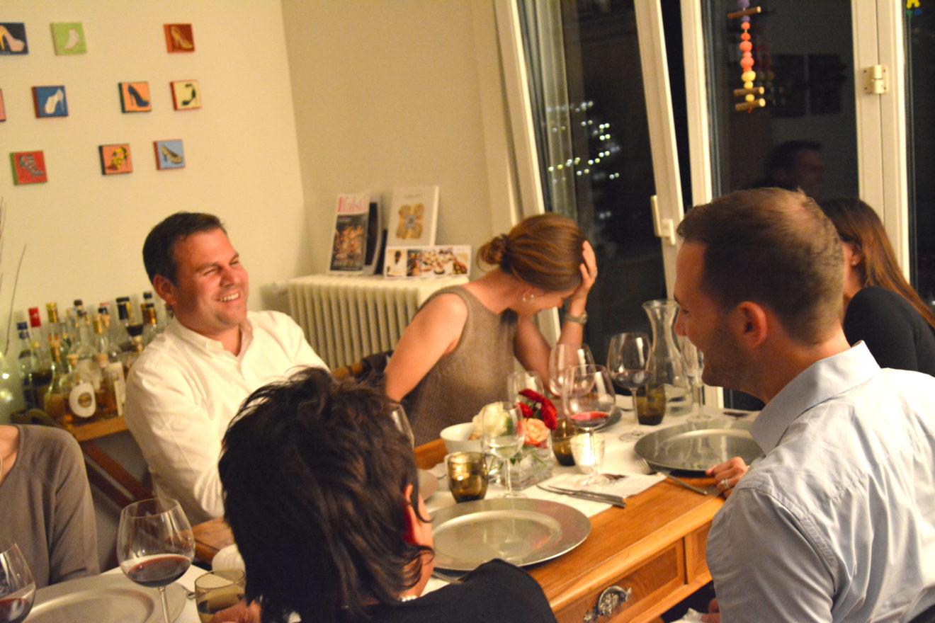 Wohnzimmer-Restaurant by Mel B.