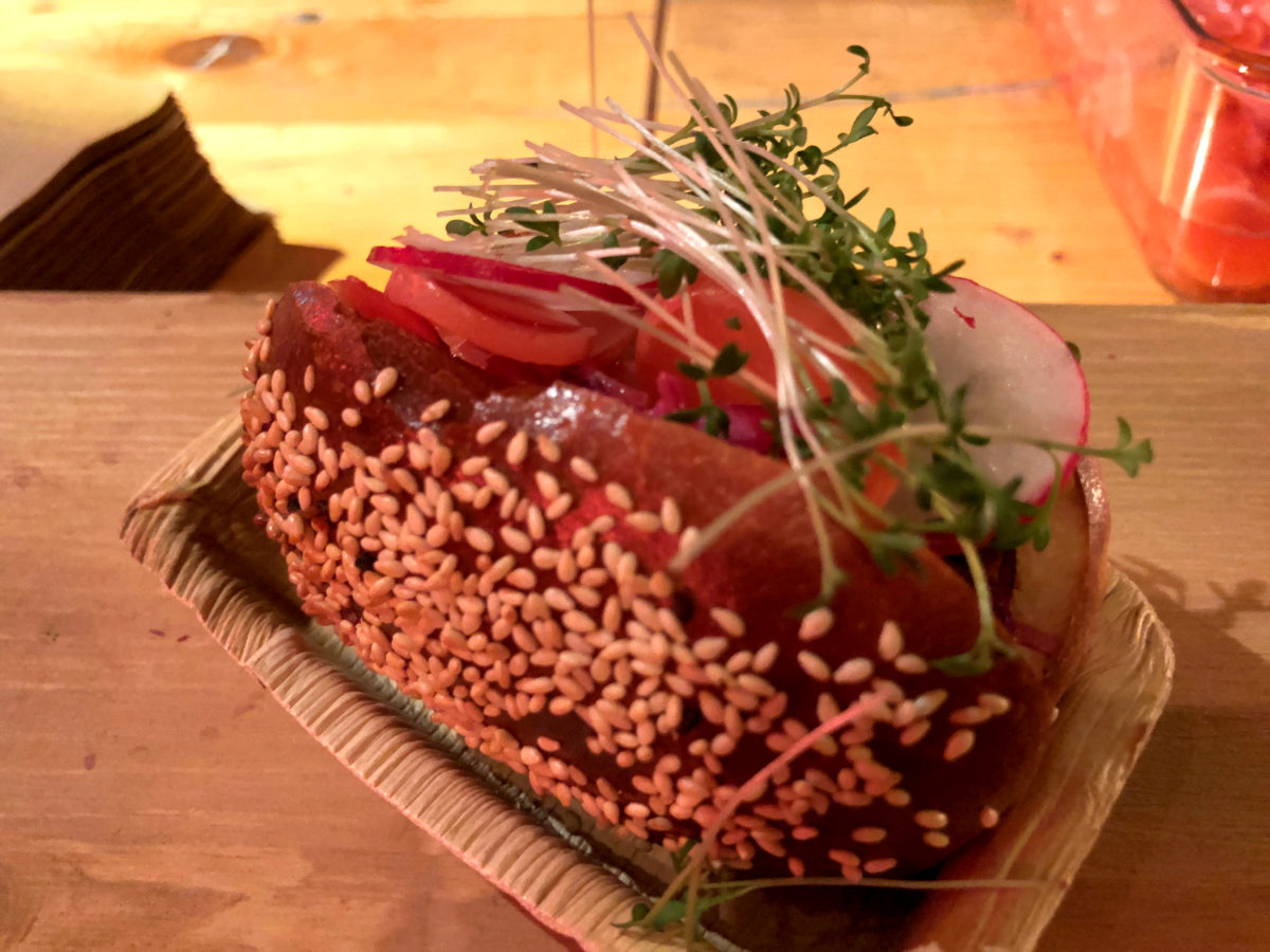 BŒUF SOUS-VIDE – Nose to Tail-Event