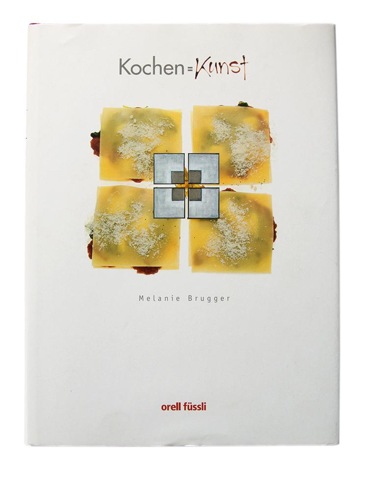 Koch-Kunstbuch von Melanie Brugger