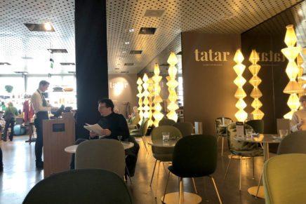 Restaurant «tatar» – Globus am Bellevue