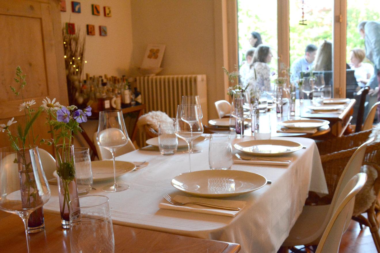 FOOD ZURICH Mel`s Wohnzimmmer Dinner I