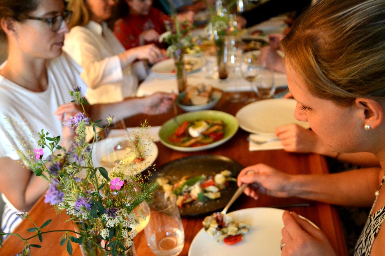 FOOD ZURICH Mel`s Wohnzimmmer Dinner II