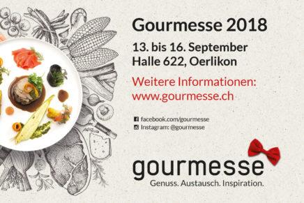 Ticket für die Gourmesse von Mel B.