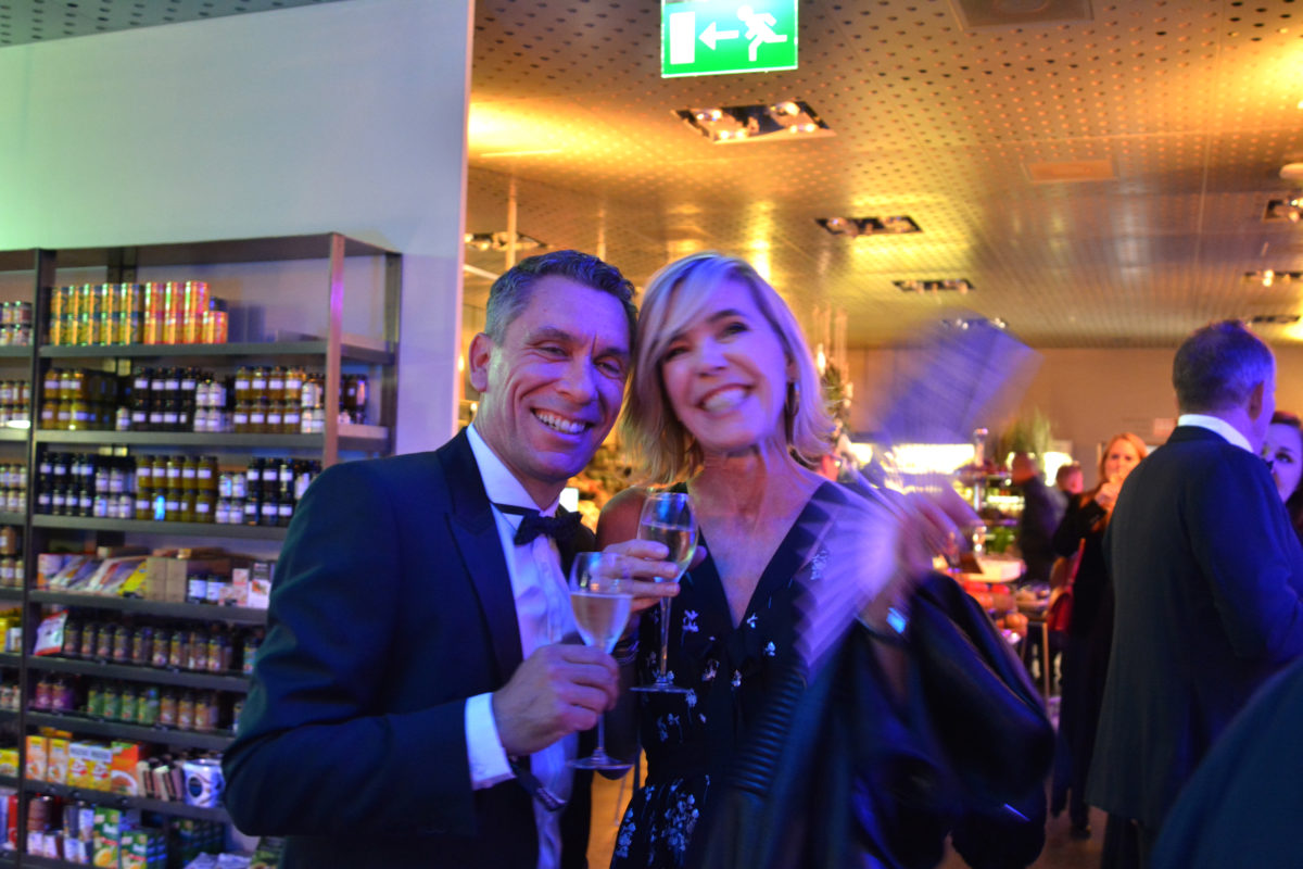 ZFF Opening Night – Globus am Bellevue
