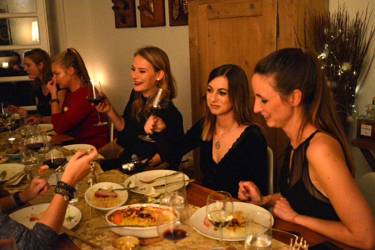 Ferris Bühler Communications X-Mas-Dinner