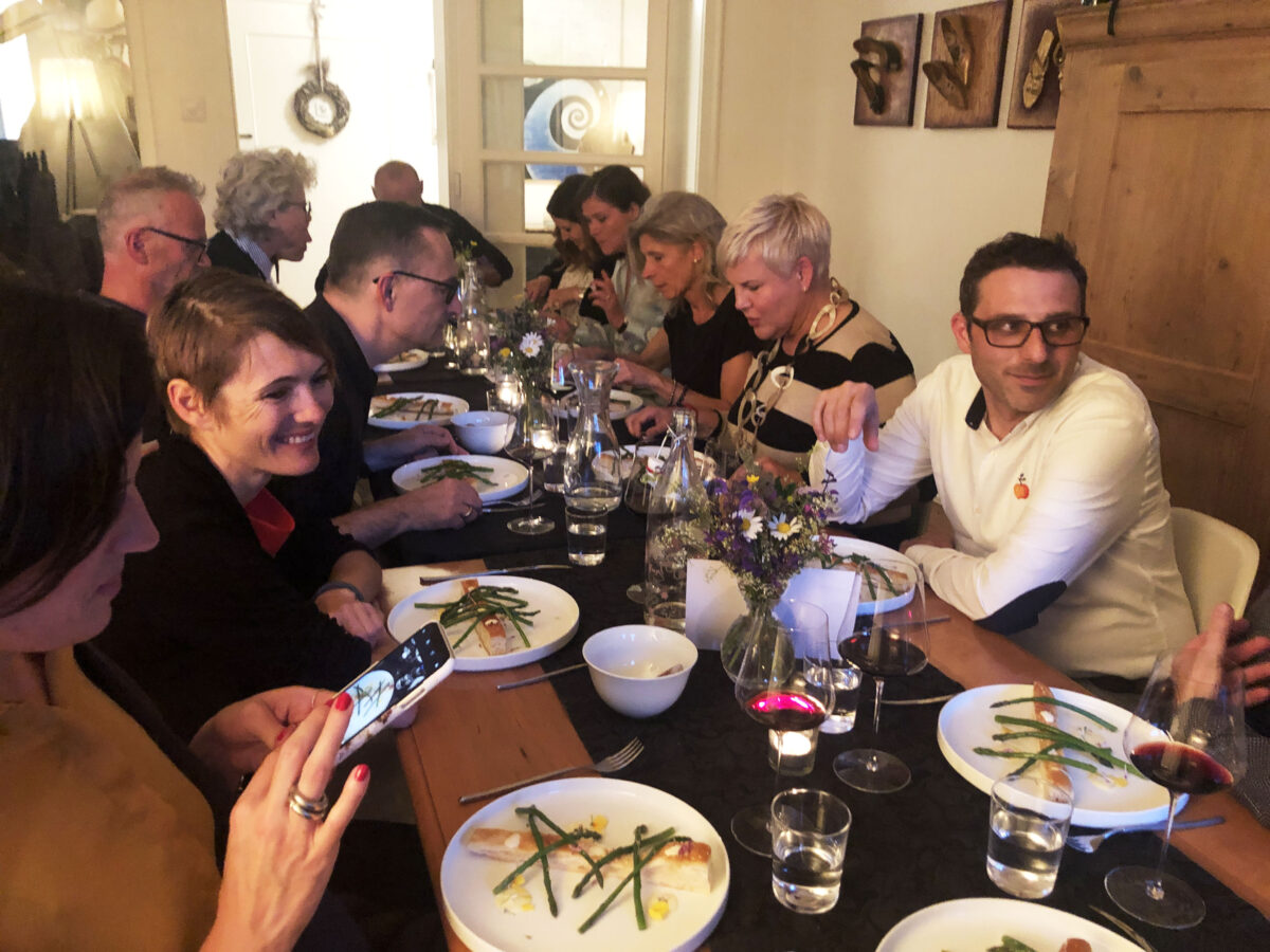 FOOD Pairing mit Mel B. Vol I
