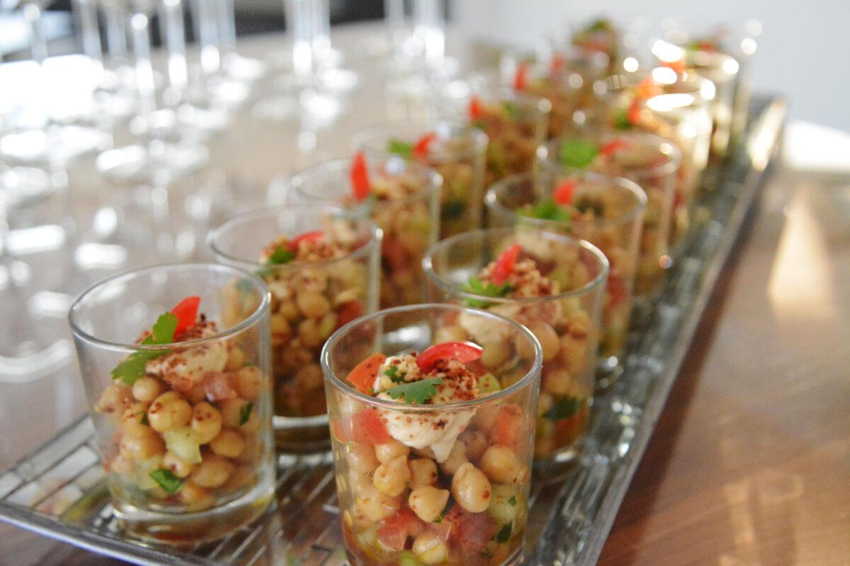 Privat Sommerparty – Flying Dinner