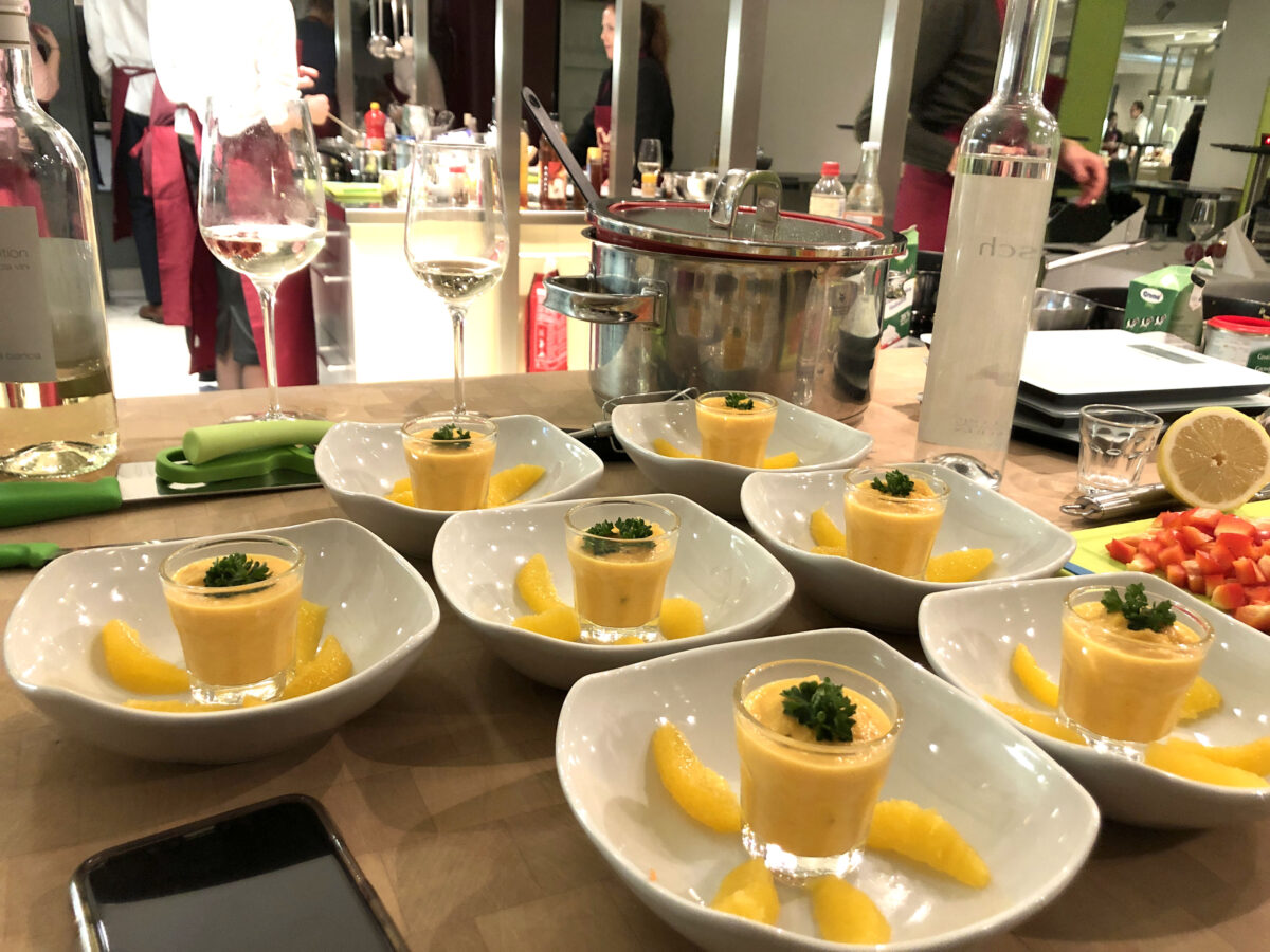 HCM International Kochevent