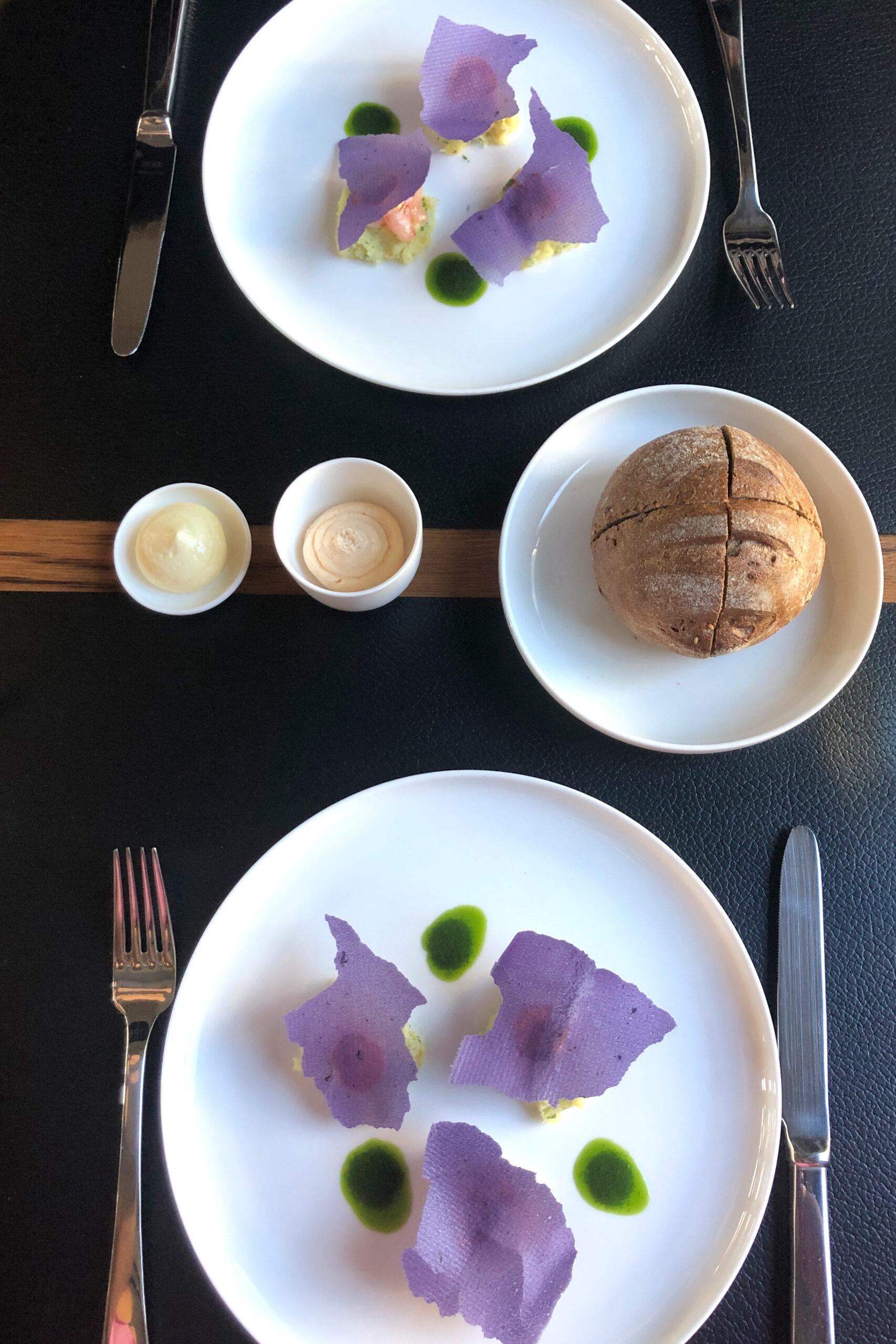 Kartoffelstampf Kabeljau