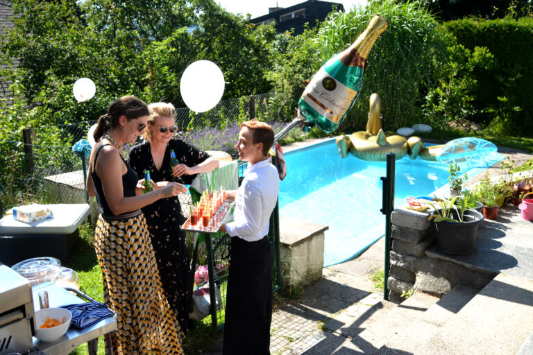 Privat-Birthday-Pool-Party