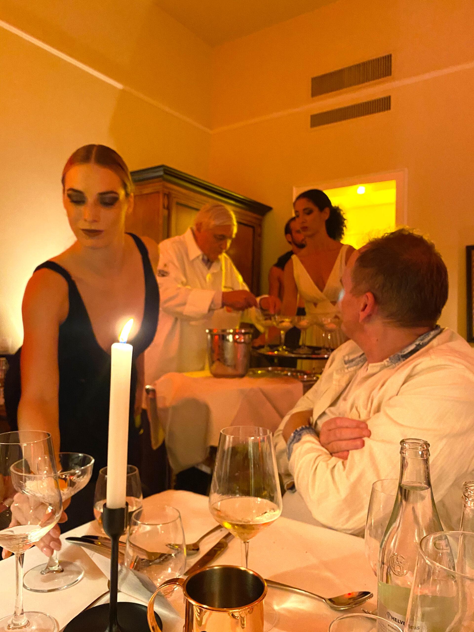 Chambre Séparée – Restaurant Drei Stuben