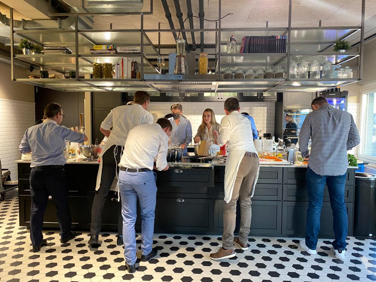 Westhive Kitchen Battle